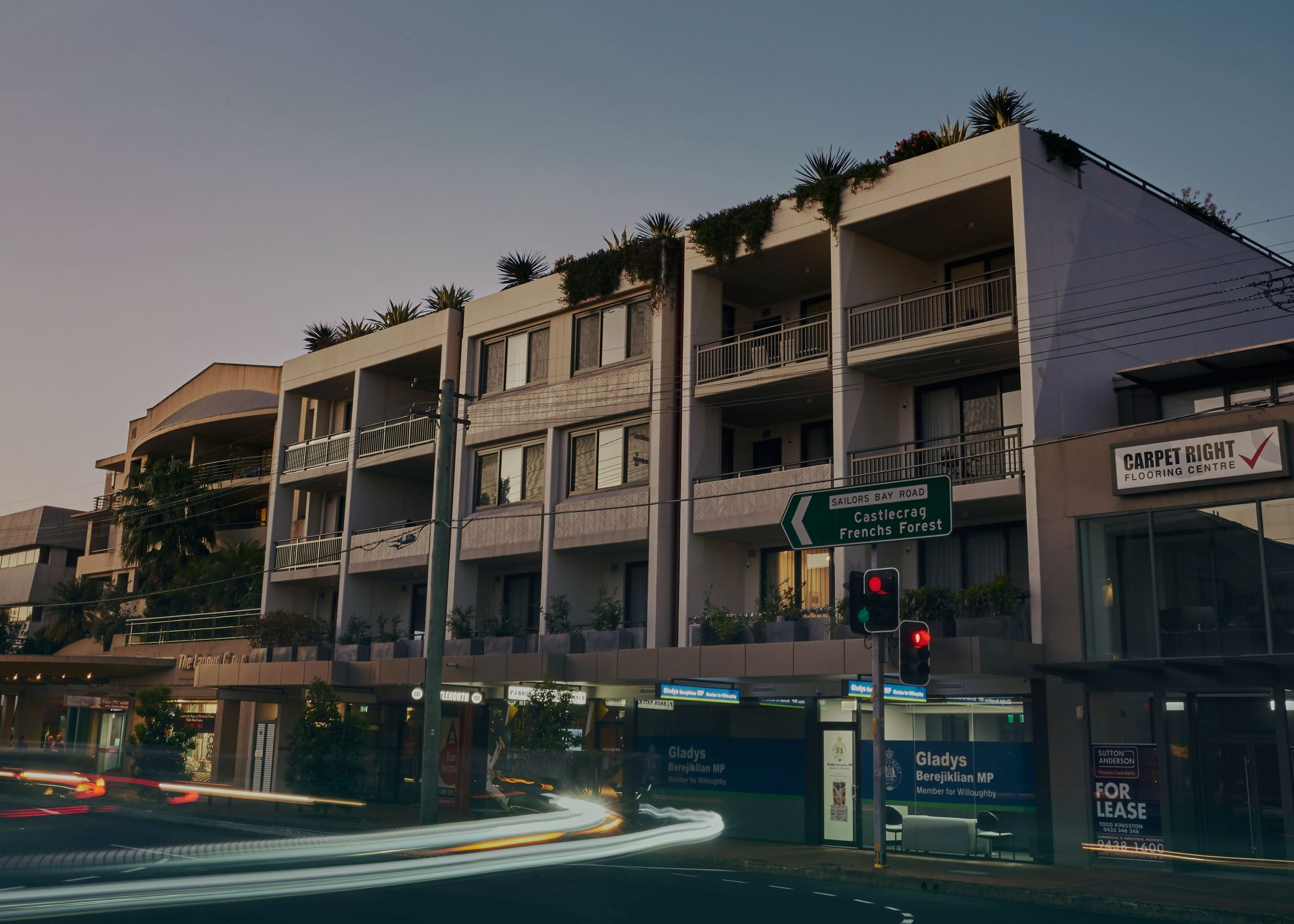 Sydney Commercial builders